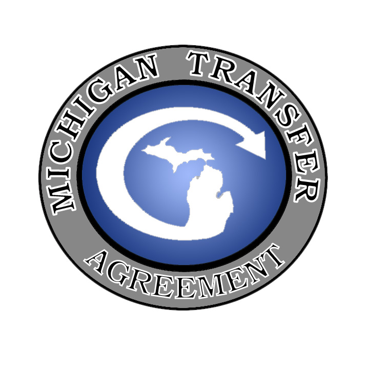 Michigan Transfer Agreement logo